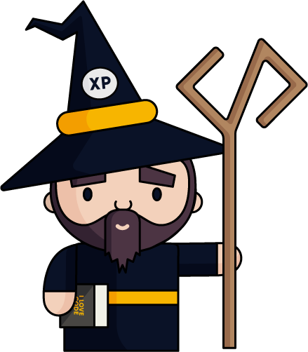 Studio XP Wizard Instructor Icon