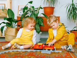 Intelligence et apprentissage chez l'enfant