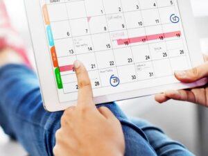 3-Organisez un planning avec des limites de temps de visionnage des écrans.